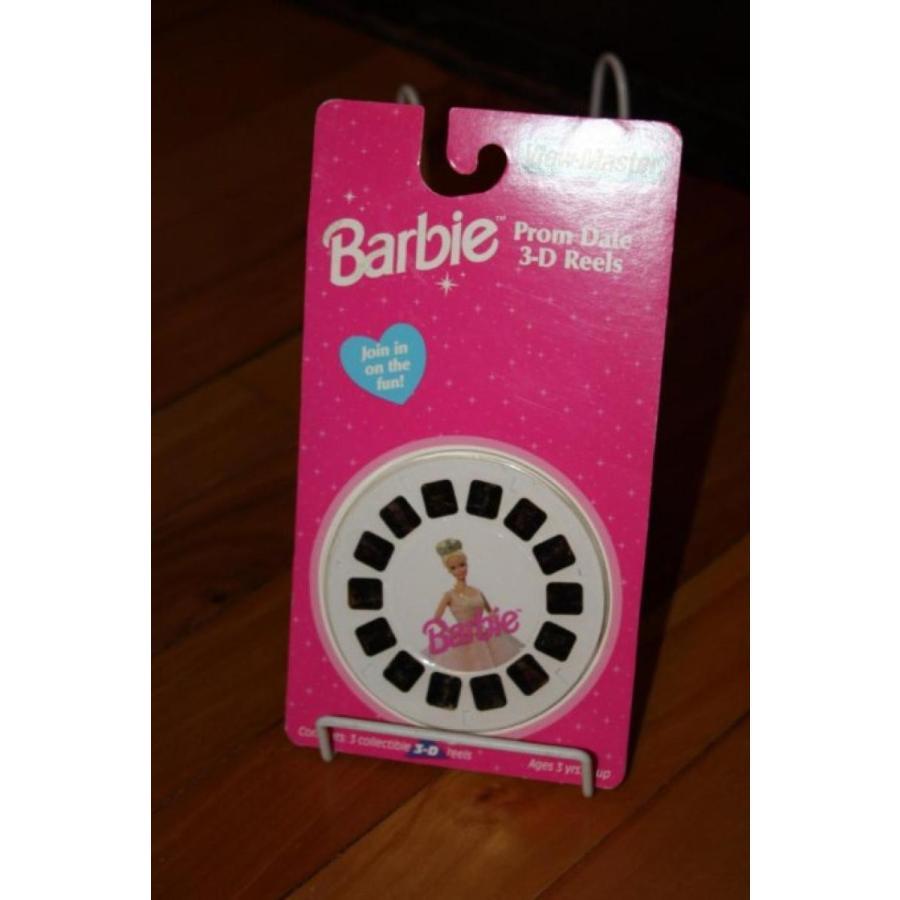 バービー人形 着せ替え おもちゃ Barbie Prom Date View Master Reels 輸入品
