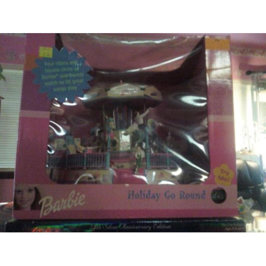 バービー人形 おもちゃ 着せ替え Barbie Holiday Go Round 輸入品