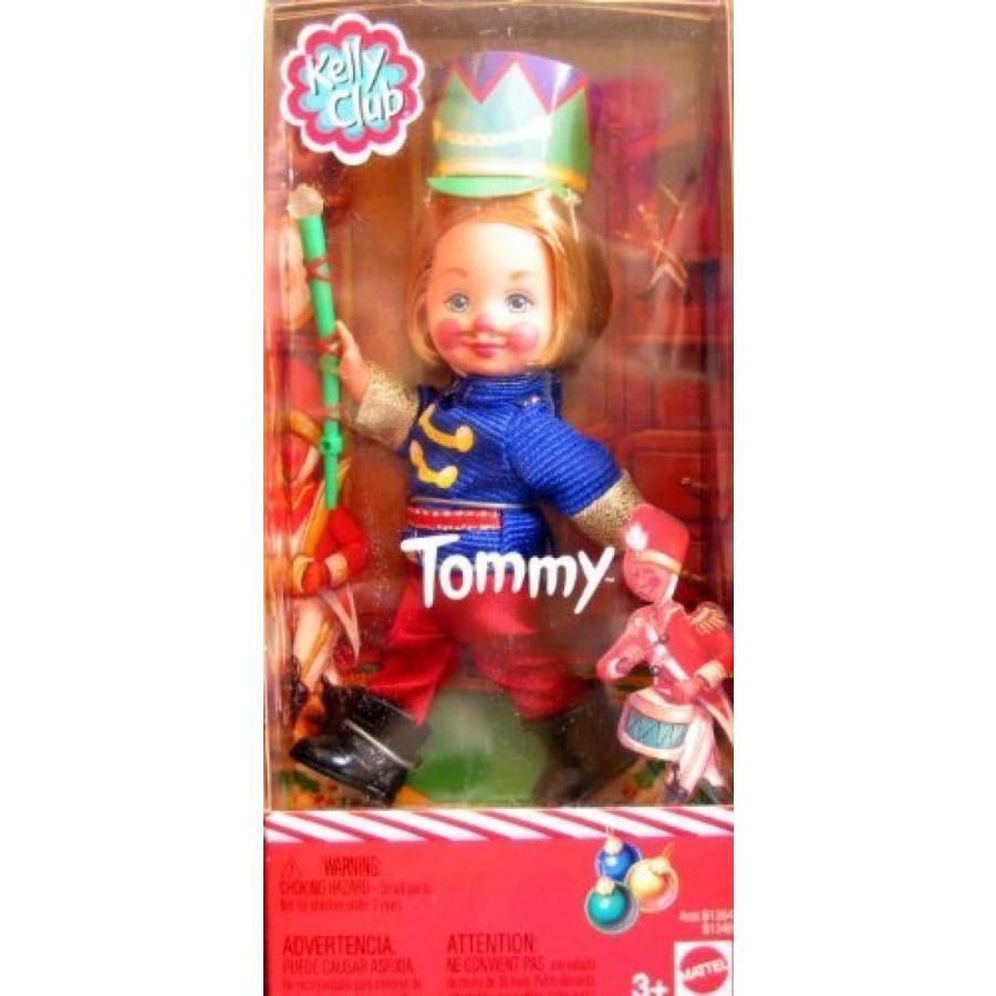 バービー人形 着せ替え おもちゃ Barbie Kelly TOMMY NUTCRACKER Doll or Ornament (2003) 輸入品