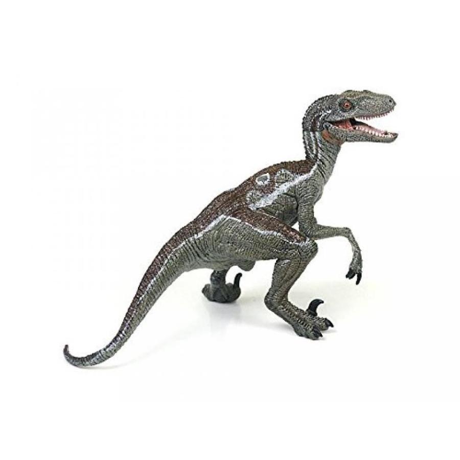 ジュラシックワールド おもちゃ フィギュア 恐竜 Papo Velociraptor 輸入品