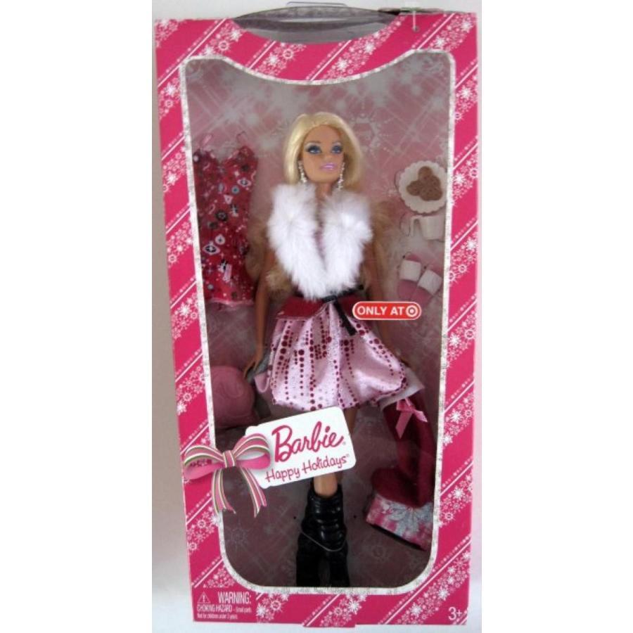 バービー人形 おもちゃ 着せ替え Barbie Holiday Doll 輸入品