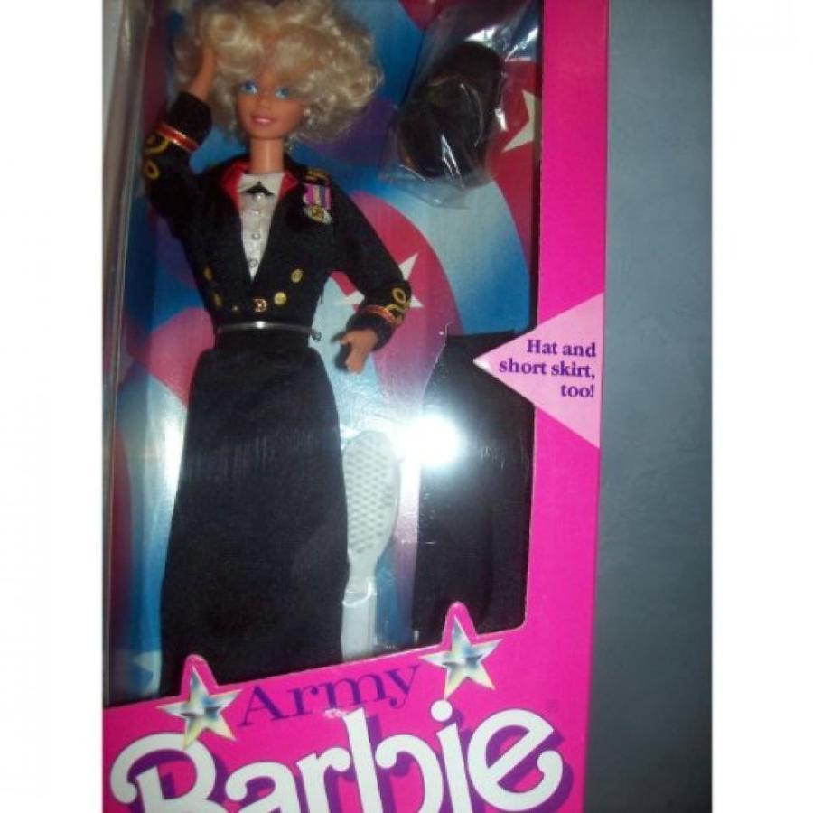 バービー人形 着せ替え おもちゃ Army Barbie Doll 輸入品