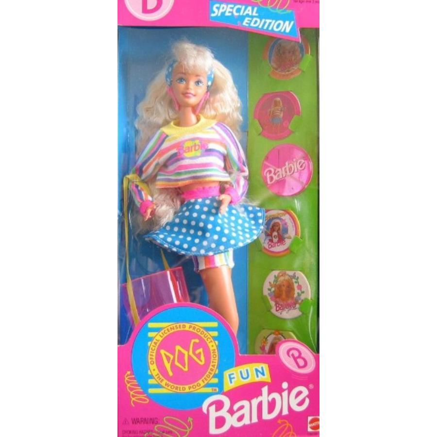 バービー人形 着せ替え おもちゃ Special Edition POG Fun Barbie 輸入品