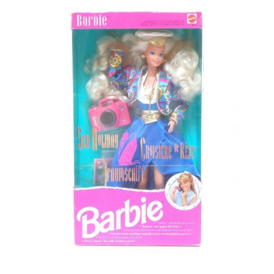 バービー人形 着せ替え おもちゃ Sea Holiday Barbie 輸入品