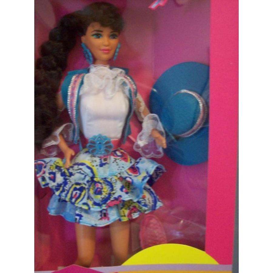 バービー人形 おもちゃ 着せ替え Barbie Western Fun Nia (1989) 輸入品