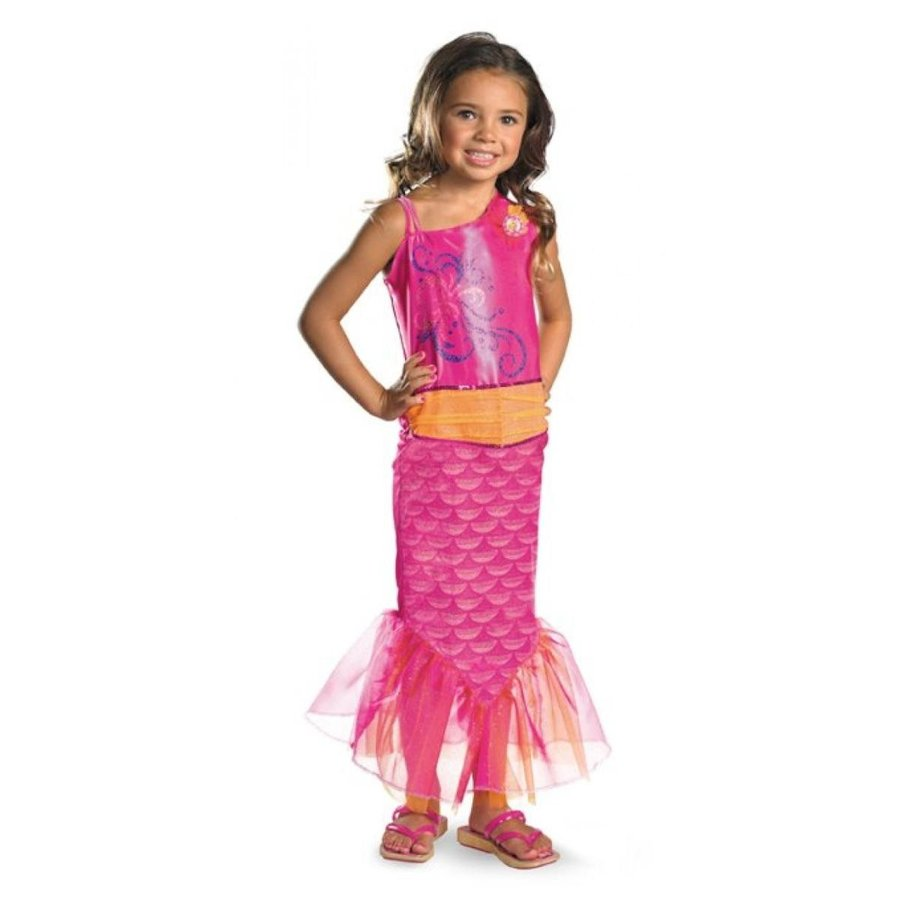 バービー人形 着せ替え おもちゃ Barbie in a Mermaid Tale - Merliah Classic Child Costume 輸入品