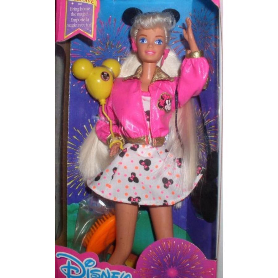 バービー人形 着せ替え おもちゃ Disney Fun Barbie 2nd Edition 1994 輸入品
