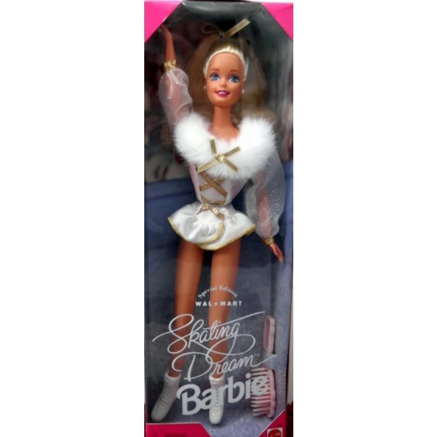 バービー人形 着せ替え おもちゃ Skating Dream Barbie (Wal-Mart Special Edition) 輸入品