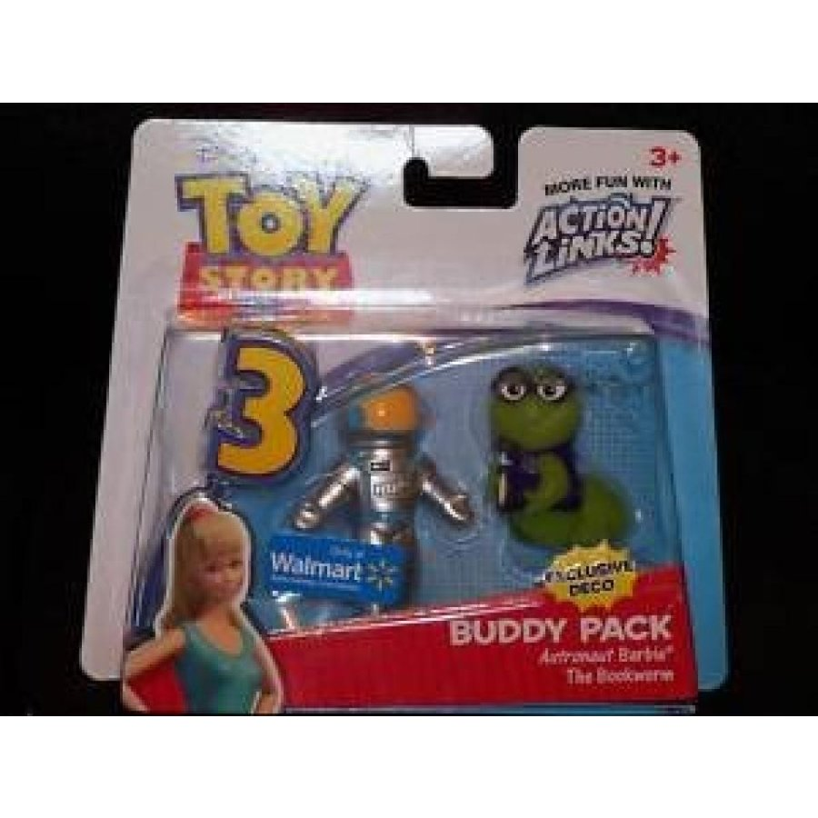 バービー人形 おもちゃ 着せ替え Toy Story 3 Buddy Pack: Astronaut Barbie and the Exclusive
