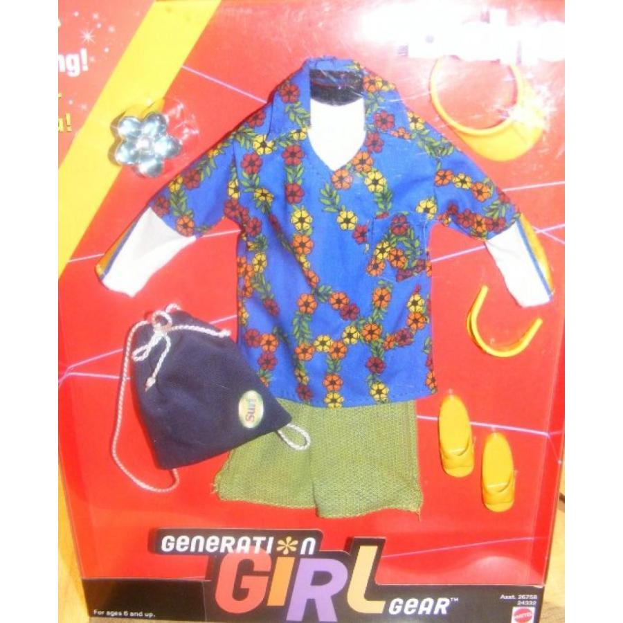 バービー人形 おもちゃ 着せ替え Barbie Blaine Ken Genration Girl Fashion (1999) 輸入品