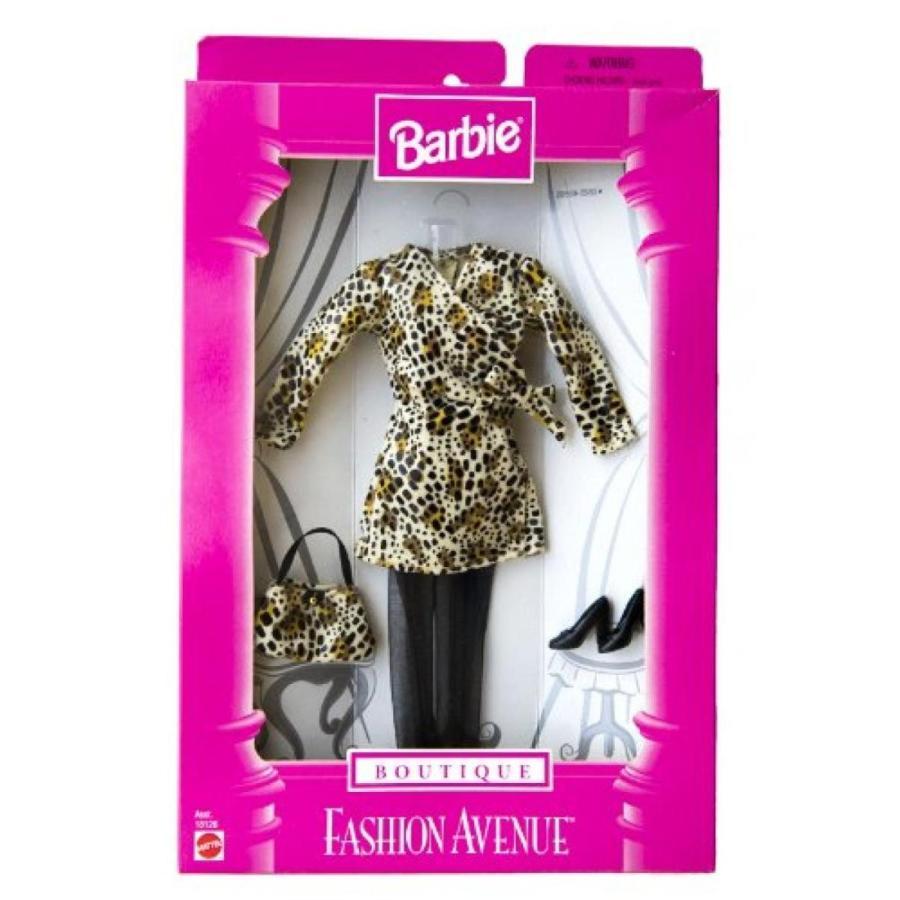 バービー人形 おもちゃ 着せ替え Barbie Fashion Avenue Boutique ~ Wrap Dress w/黒 Stockings & Accessories 輸入品