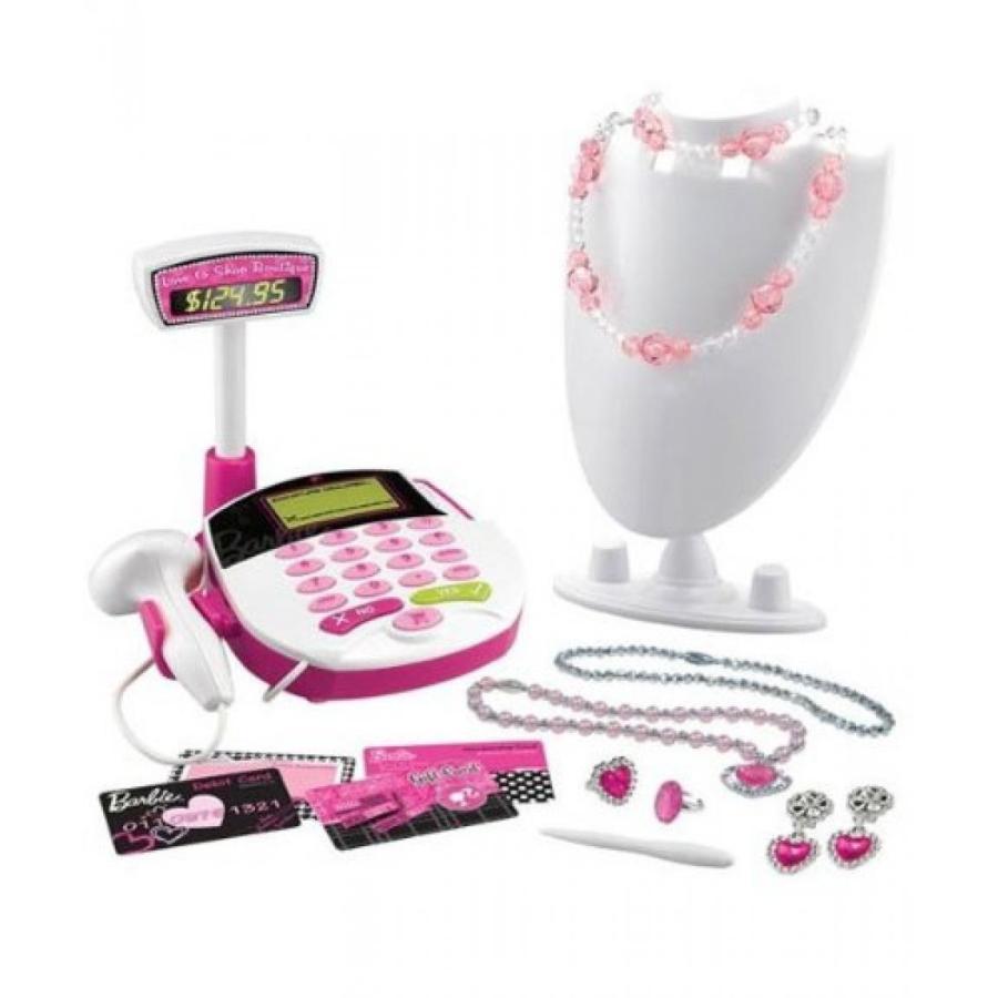 バービー人形 着せ替え おもちゃ Barbie Shop & Scan Boutique Love To Shop Boutique 輸入品