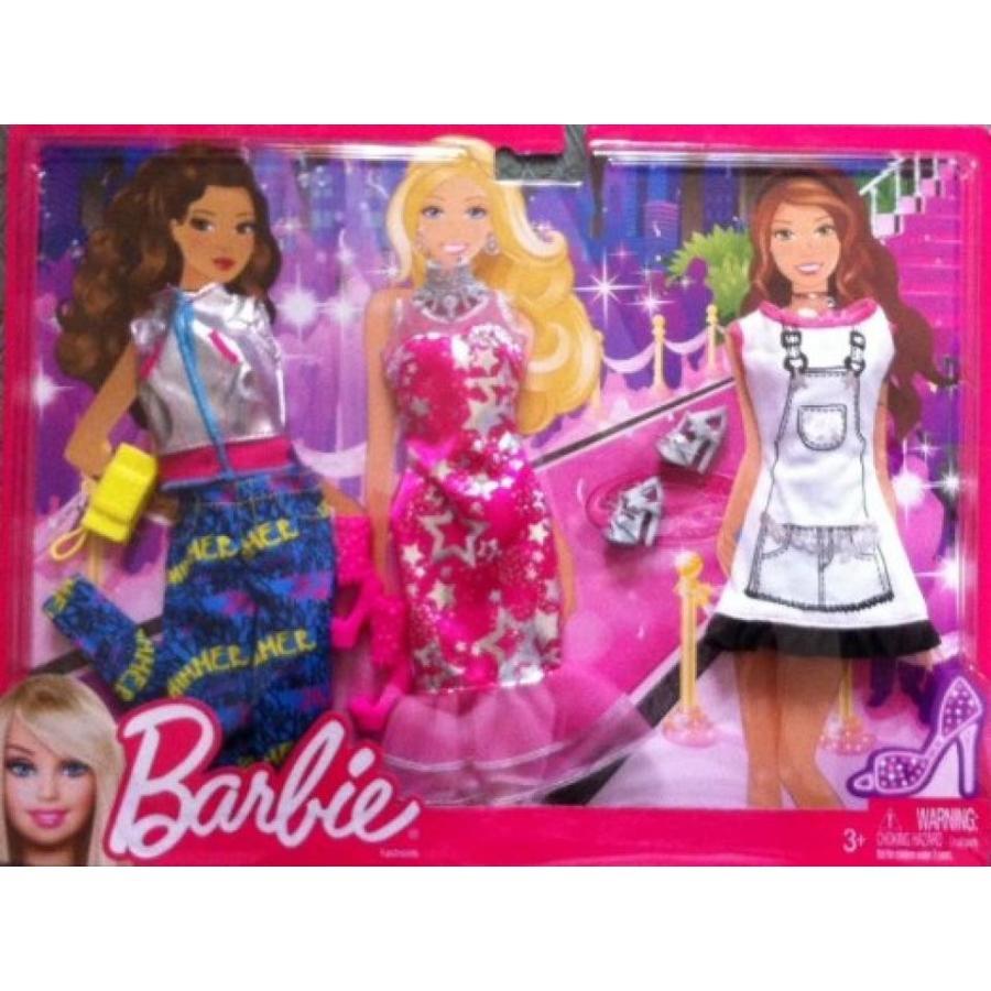 バービー人形 着せ替え おもちゃ BARBIE CLOTHES ~ PHOTO SHOOT ~ FASHION AND FUN 輸入品