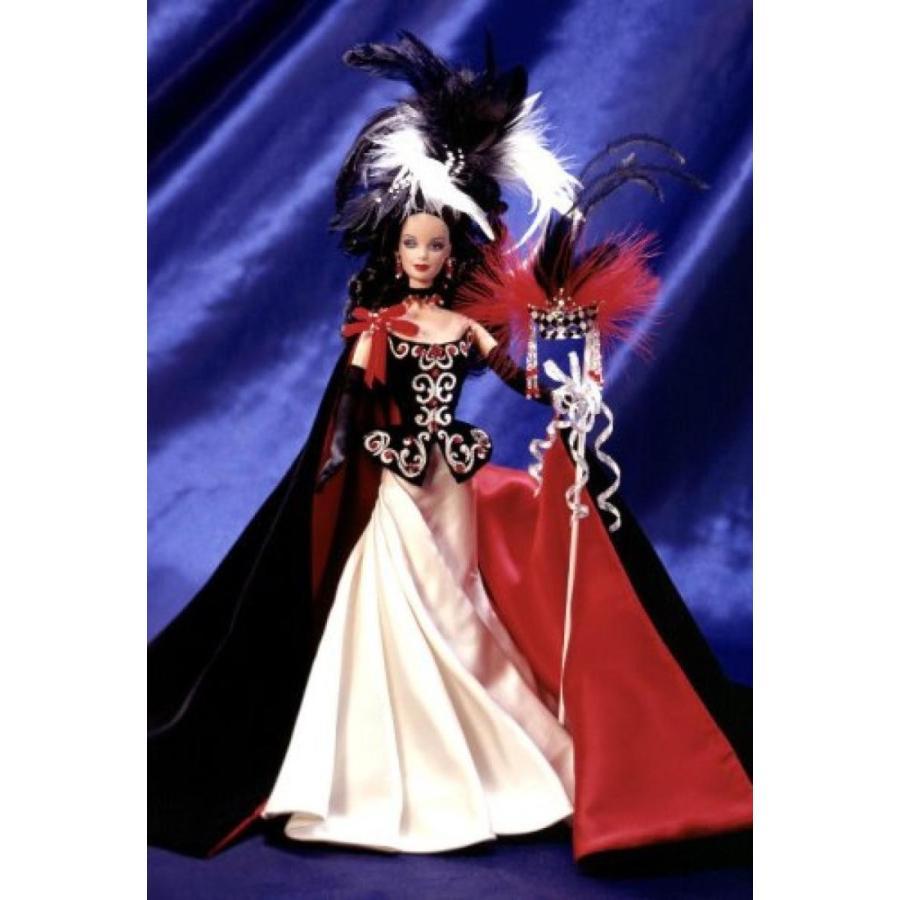 バービー人形 おもちゃ 着せ替え Illusion Barbie Masquerade Gala Collection 1997 輸入品