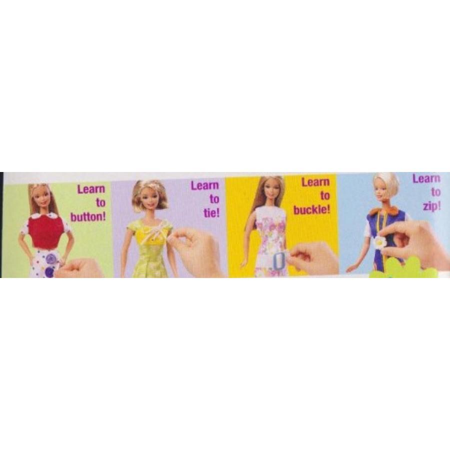 バービー人形 着せ替え おもちゃ Barbie Fun to Dress Zipper Fashion (1999) 輸入品