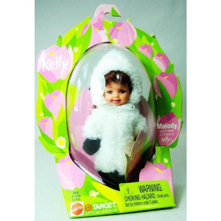 バービー人形 着せ替え おもちゃ kelly easter eggie melody dressed as lamb 輸入品