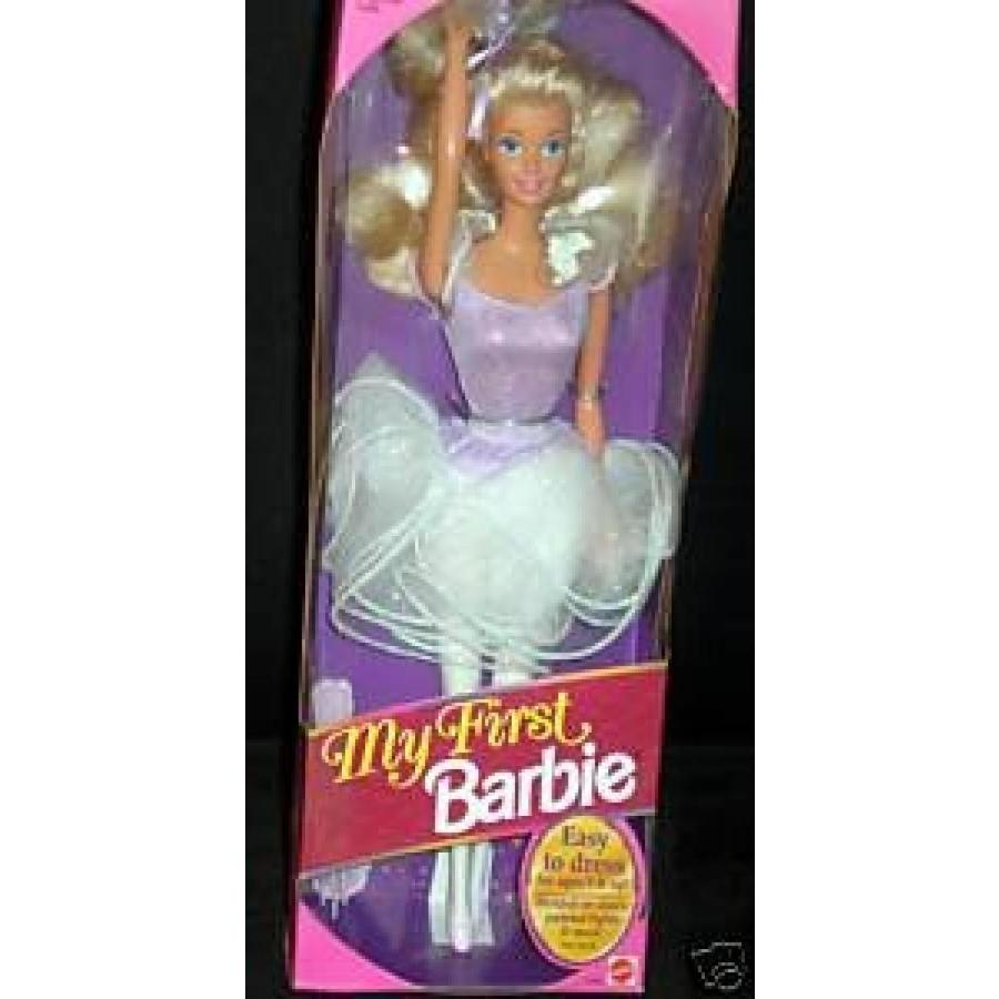 バービー人形 着せ替え おもちゃ Barbie My First, Easy to Dress, 1993, Mint Nbrfb #11294 輸入品