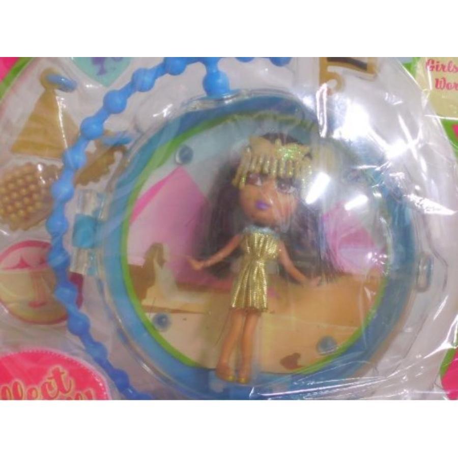 バービー人形 着せ替え おもちゃ Barbie Peek-a-boo Petites #45 Chione of Cairo 輸入品