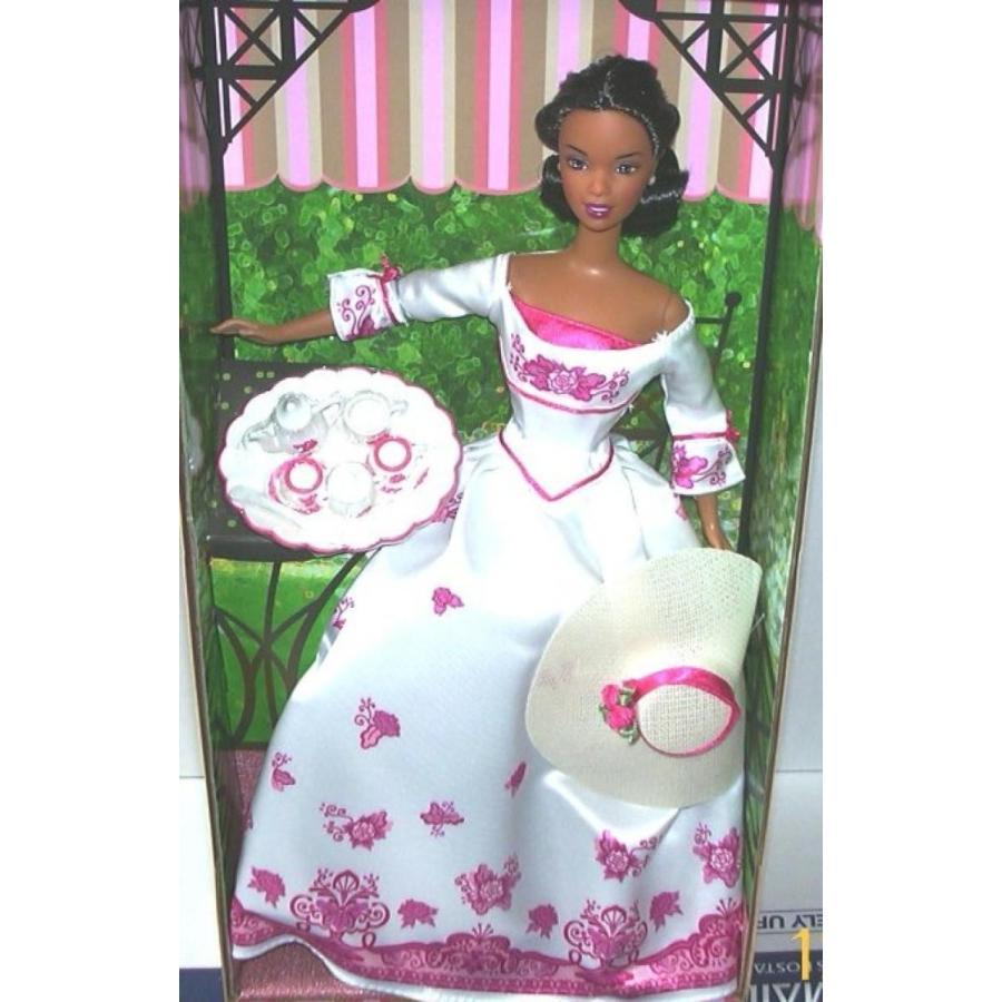 バービー人形 おもちゃ 着せ替え Victorian Tea Barbie 輸入品