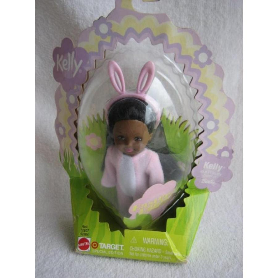 バービー人形 着せ替え おもちゃ Easter Eggie Kelly as a li'l bunny Sister of Barbie 輸入品