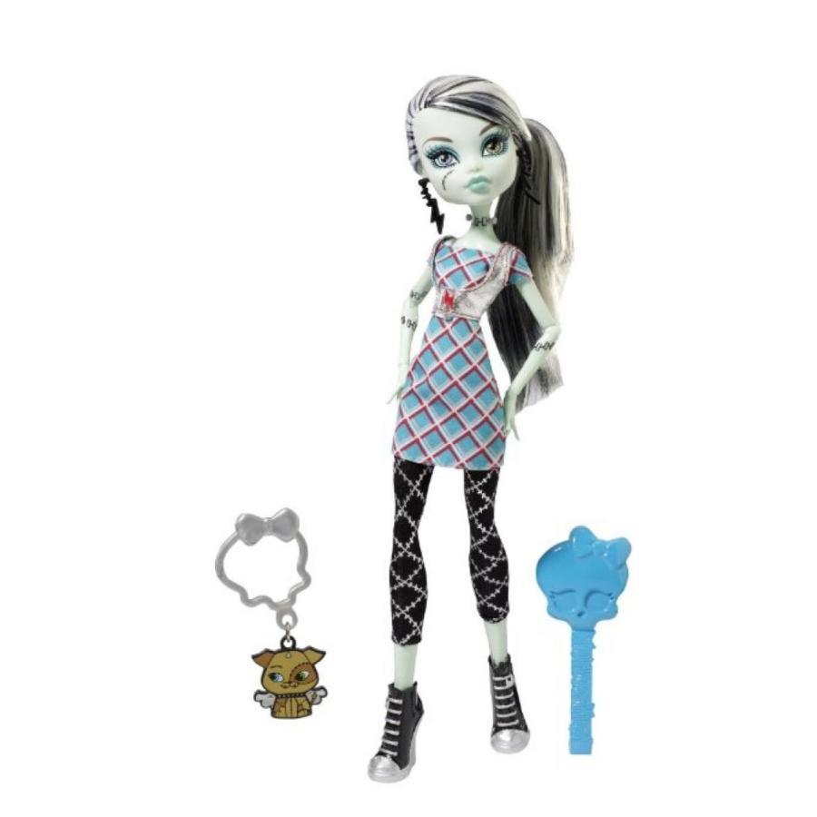 バービー人形 おもちゃ 着せ替え Monster High Classrooms Frankie Stein Doll 輸入品