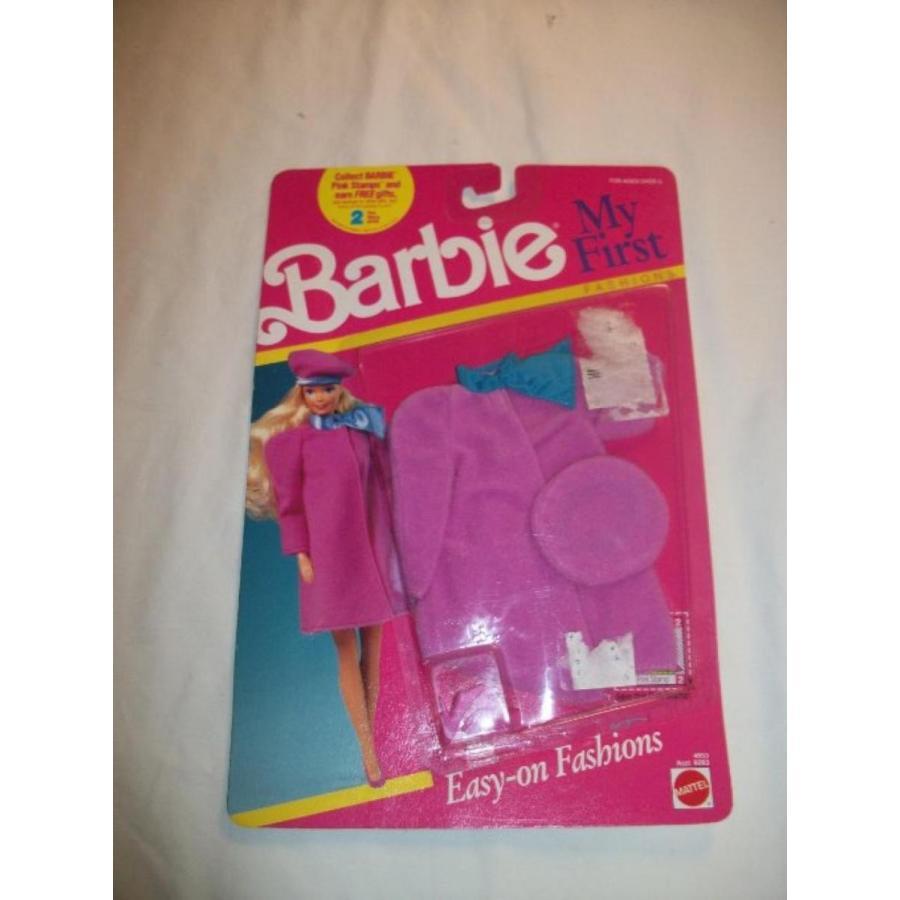 バービー人形 着せ替え おもちゃ Barbie Outfit Easy on Fashion New on Card 輸入品