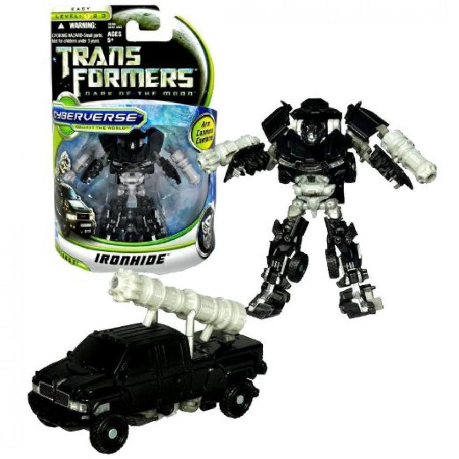 トランスフォーマー おもちゃ 変形 合体ロボ Transformers 3 Dark of the Moon Movie Commander Class Ironhide 輸入品