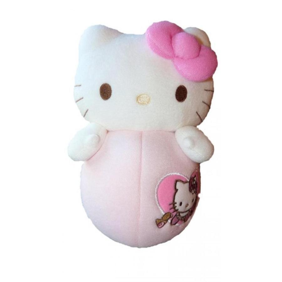 アナと雪の女王 おもちゃ フィギュア Hello Kitty Swing Bell Plush 輸入品