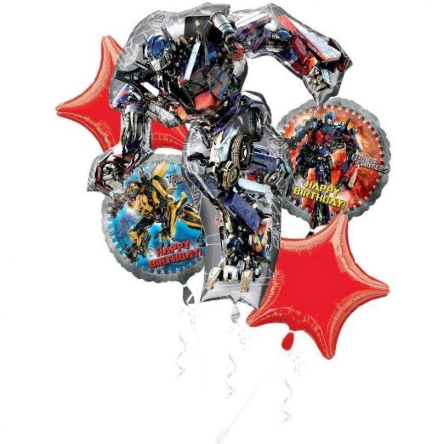 トランスフォーマー おもちゃ 変形 合体ロボ Transformers Dark of the Moon - 5 Balloon
