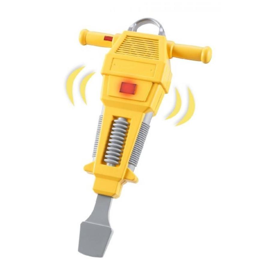 アナと雪の女王 おもちゃ フィギュア Character Options Bob the Buider Jackhammer with Sound 輸入品