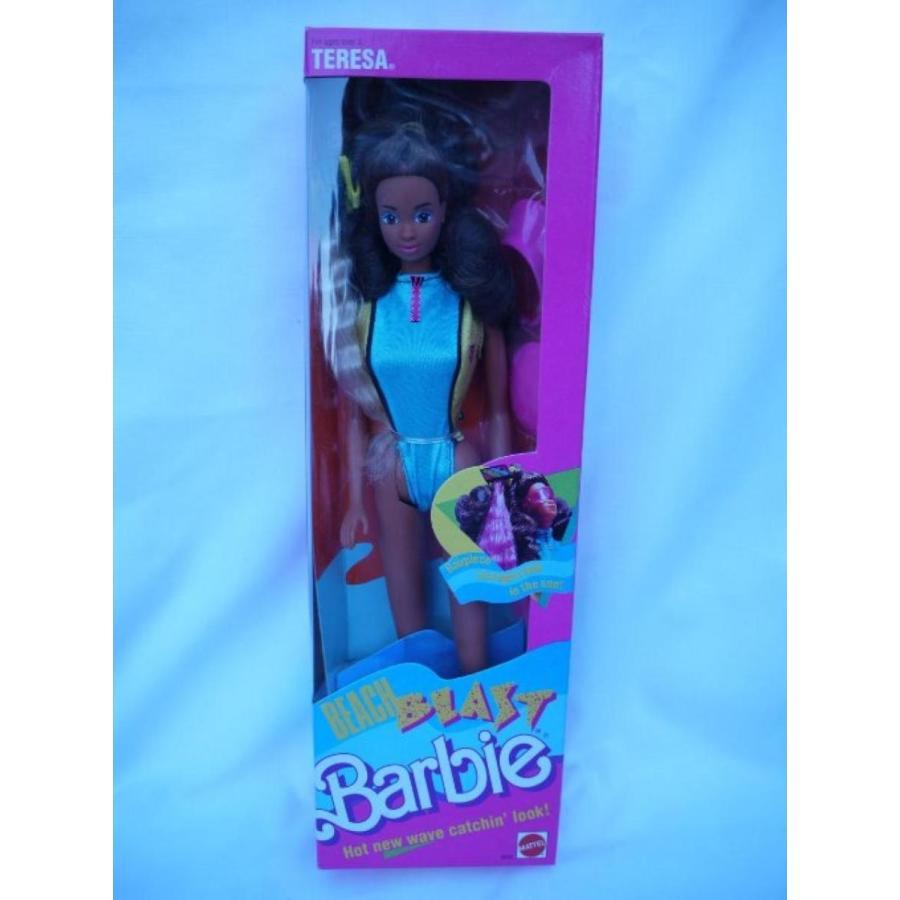 バービー人形 おもちゃ 着せ替え Barbie Doll Beach Blast Teresa 1988 輸入品
