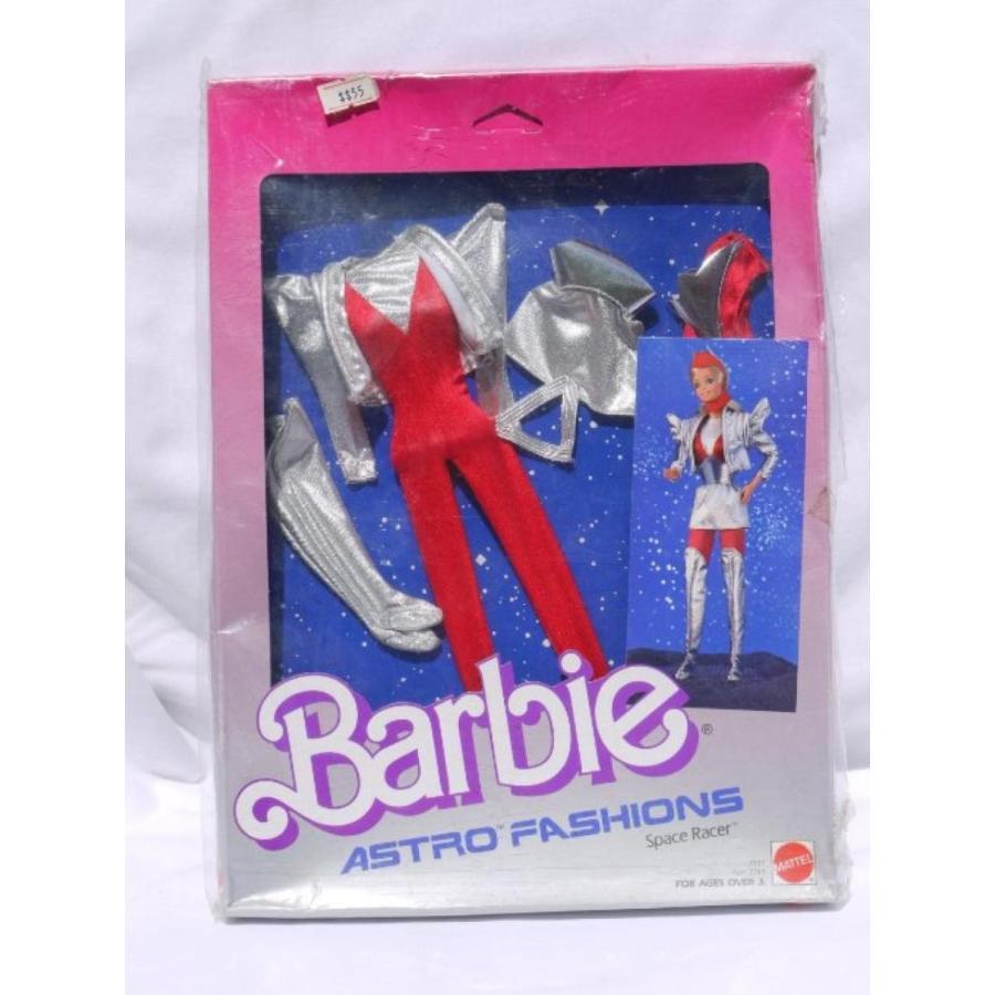 バービー人形 おもちゃ 着せ替え Barbie Astro Fashions Space Racer (1985) 輸入品