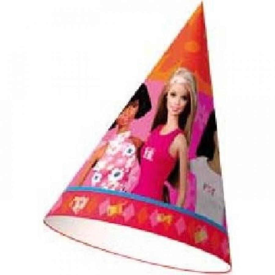 バービー人形 着せ替え おもちゃ Hip Barbie Cone Hat 輸入品