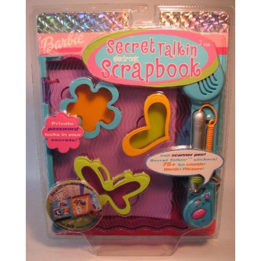 バービー人形 着せ替え おもちゃ Barbie Secret Talking Electronic Scrapbook scanner pen! 輸入品