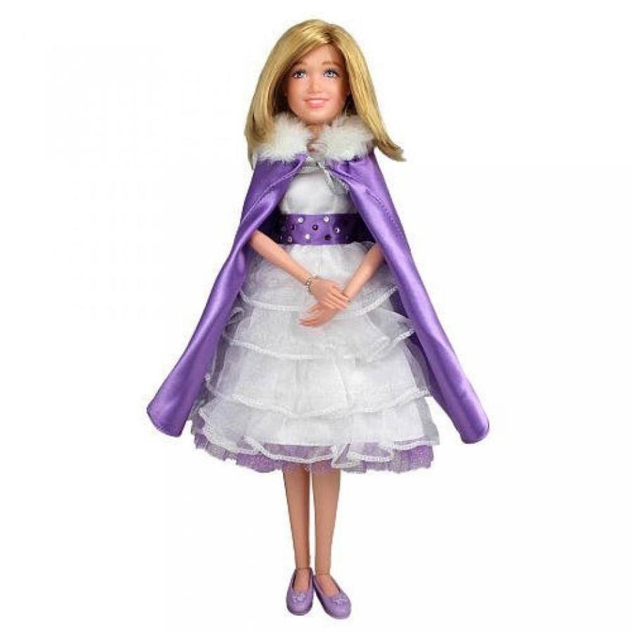 バービー人形 着せ替え おもちゃ Jackie Evancho 14 inch Singing Collector Doll - 'When You Wish Upon a Star' 輸入品