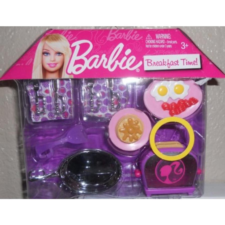 バービー人形 着せ替え おもちゃ Mattel Barbie Breakfast Time Playset 輸入品