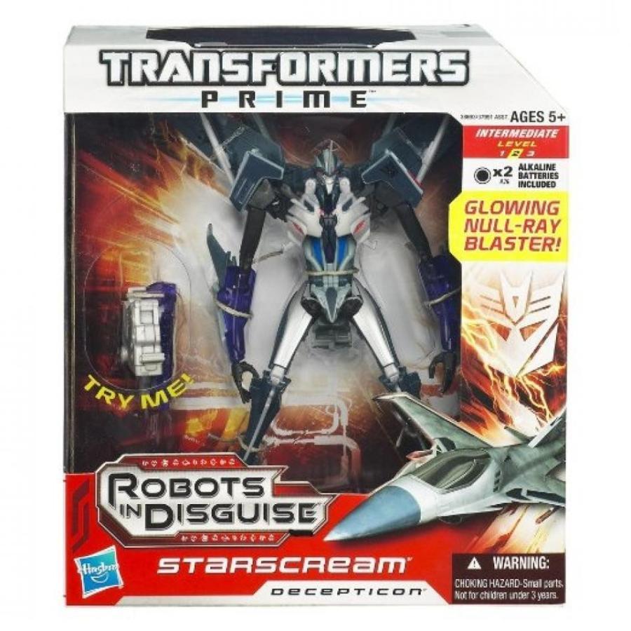 トランスフォーマー おもちゃ 変形 合体ロボ Transformers Prime Robots in Disguise Voyager Class