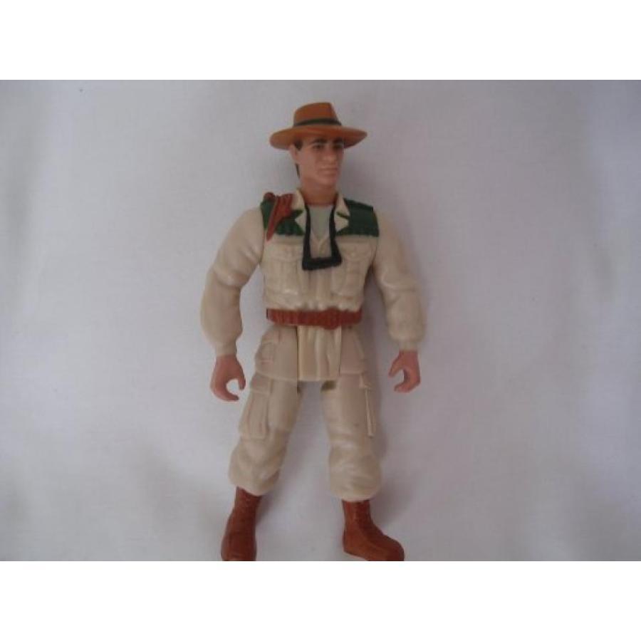 ジュラシックワールド おもちゃ フィギュア 恐竜 Indiana Jones Action Figure 4 1/2