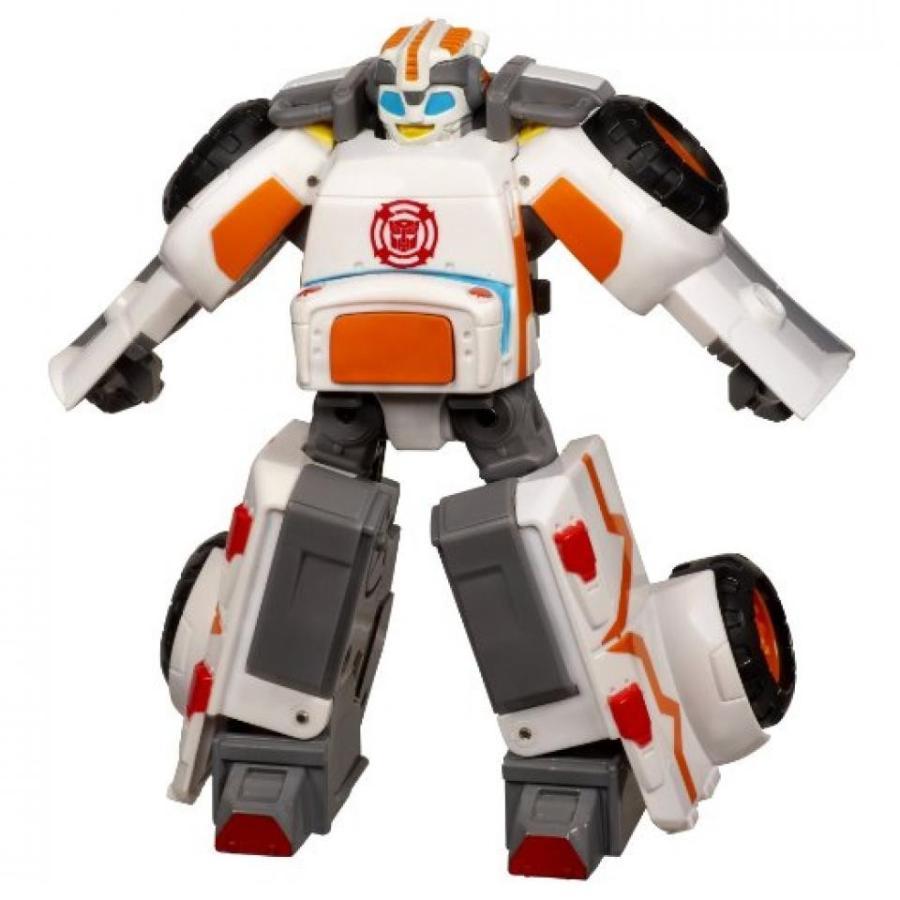 トランスフォーマー おもちゃ 変形 合体ロボ Transformers Rescue Bots Playskool Heroes Medix The Doc-Bot Figure 輸入品