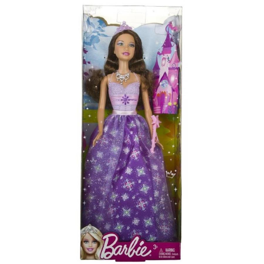 バービー人形 おもちゃ 着せ替え Barbie Princess Dress Doll 2012 Edition: 紫の 輸入品