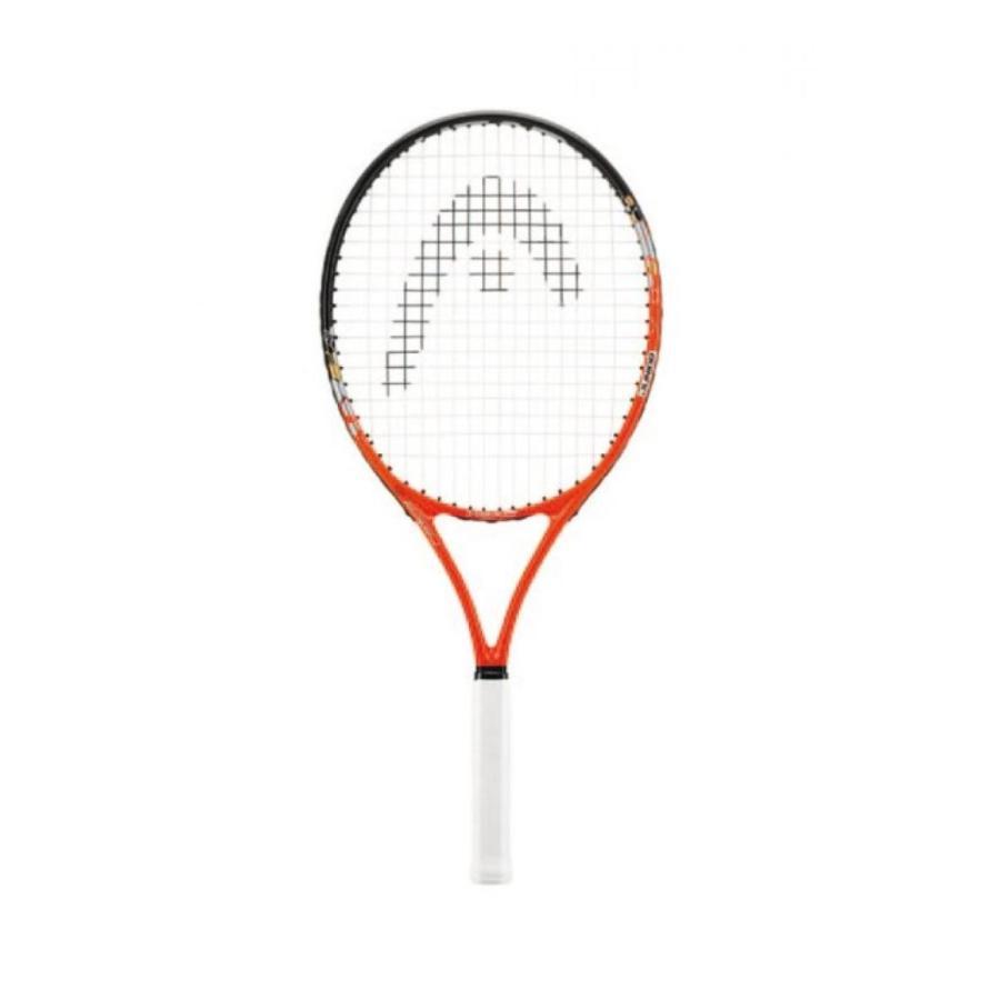 『1年保証』 テニス ラケット HEAD Radical 25 Alu / RH231382L0 Raquette de tennis Enfant Orange/gris 輸入品, 小県郡 4958ad21