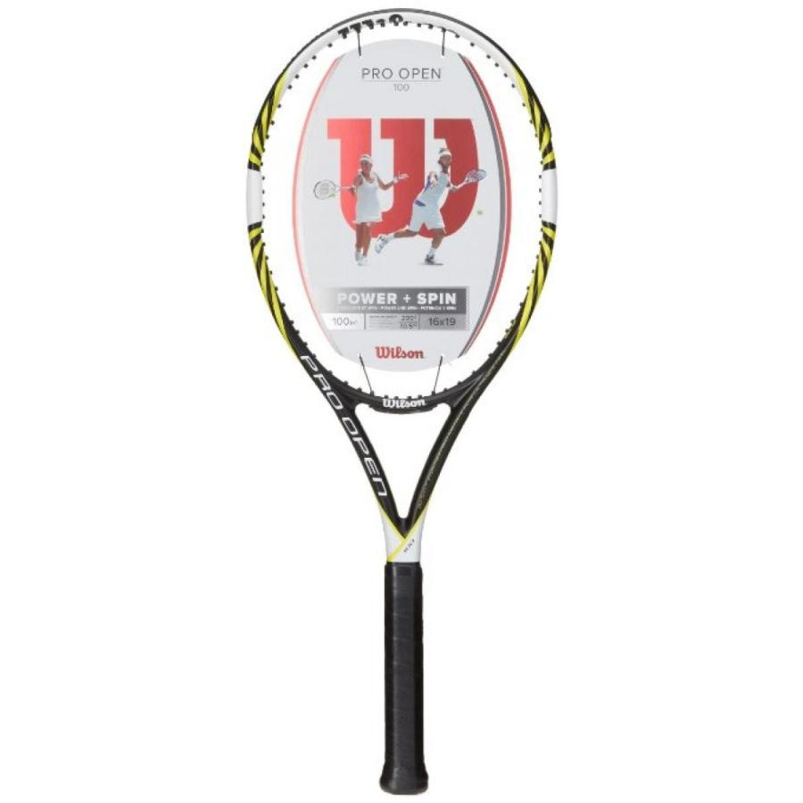 【特価】 テニス Racquet ラケット Wilson Pro Tennis Open 100 Tennis Racquet 100 (Unstrung) 輸入品, シラカワシ:e33c08ce --- airmodconsu.dominiotemporario.com