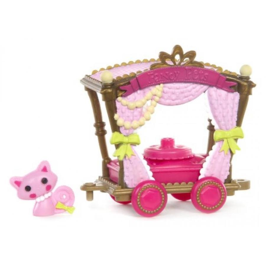 バービー人形 着せ替え おもちゃ Mini Lalaloopsy Silly Pet Parade - Spinning Pretty Wagon 輸入品