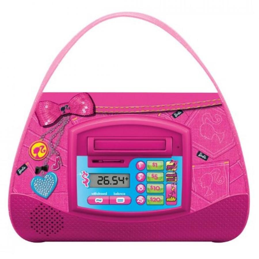 バービー人形 おもちゃ 着せ替え Barbie Purse Bank, ピンク 輸入品