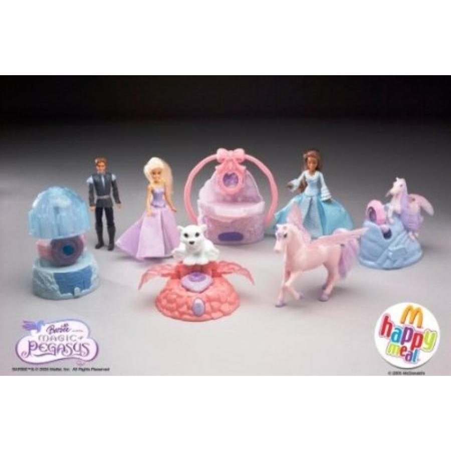バービー人形 着せ替え おもちゃ McDonalds - Barbie