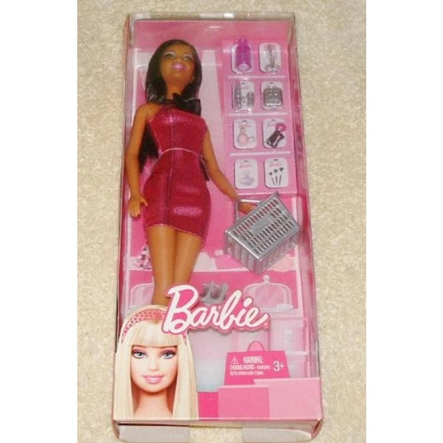 バービー人形 着せ替え おもちゃ Barbie Shopping for Beauty Supplies 輸入品