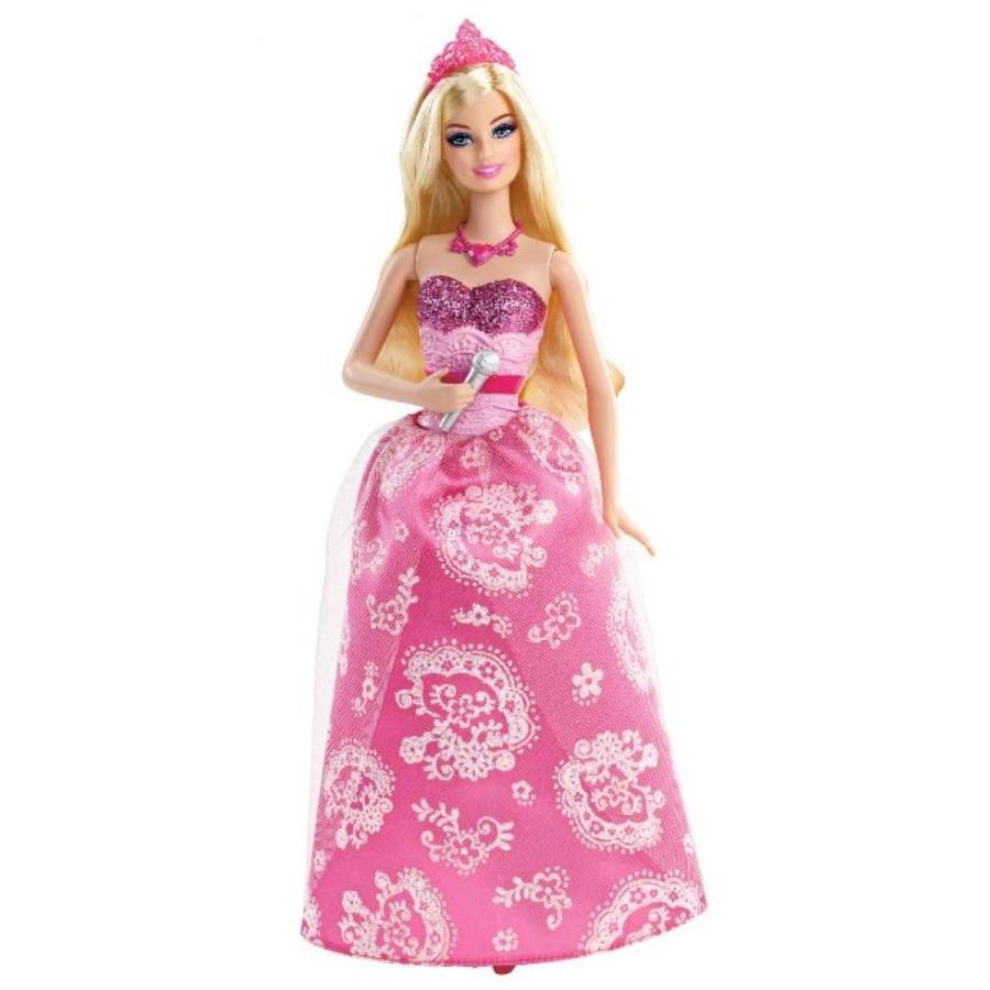 バービー人形 着せ替え おもちゃ Barbie The Princess and The Popstar Tori Doll 輸入品
