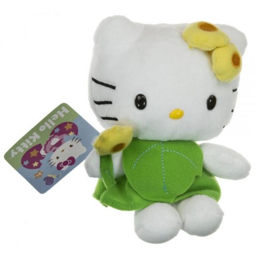 バービー人形 着せ替え おもちゃ 緑 Leaf Dress: Hello Kitty ~5.5