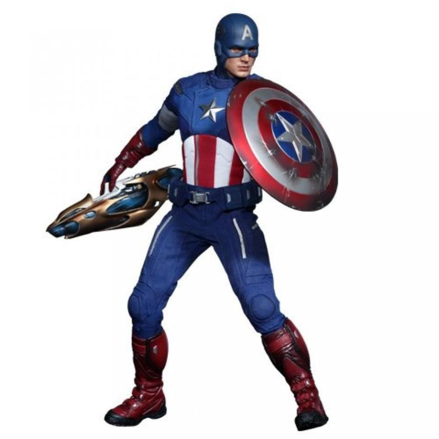 アベンジャーズ おもちゃ フィギュア The Avengers - Captain America 輸入品