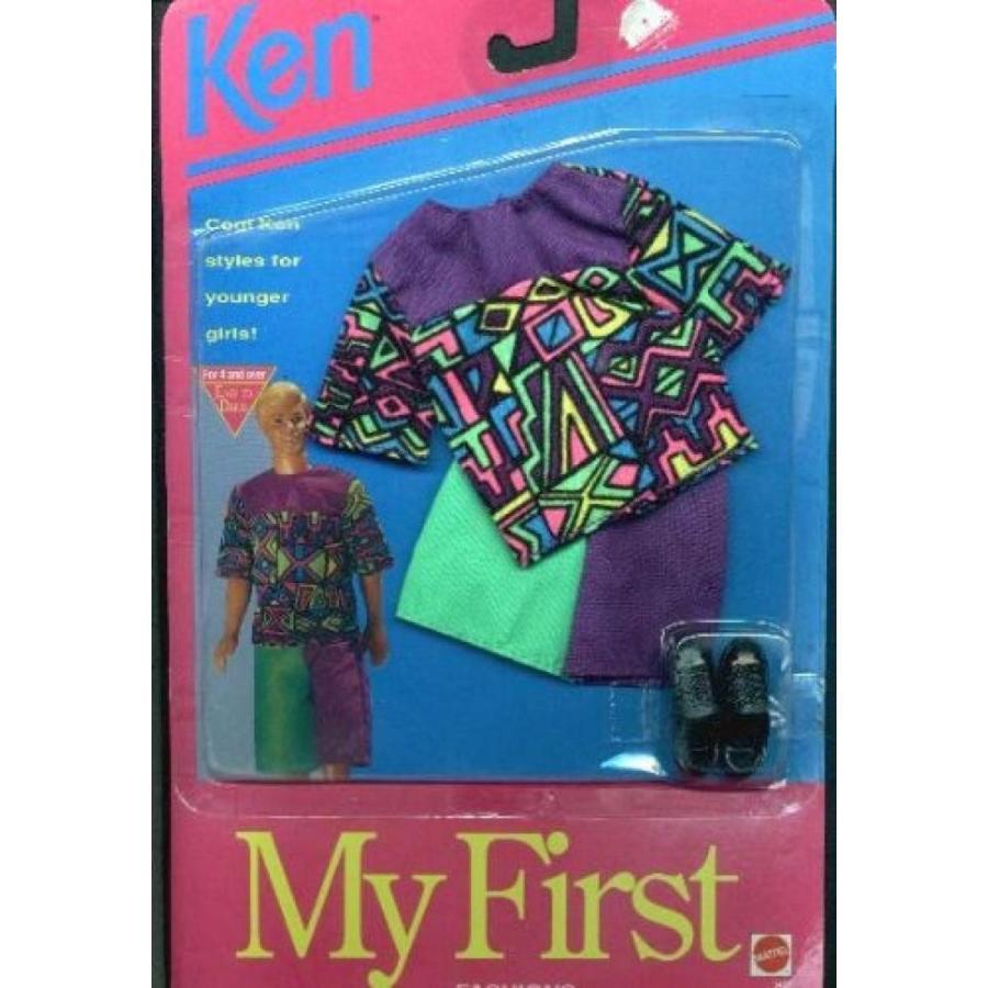バービー人形 着せ替え おもちゃ Barbie KEN My First Fashion 輸入品